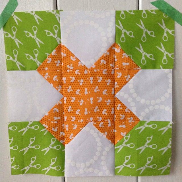 #tictactoeblock #thebeehivequilts #beehivequilts #beehiveswarmraylee block for @kayprovins - I hope it is Ok Kay!