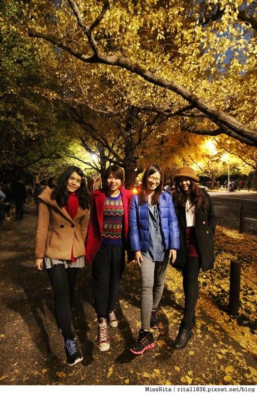 日本東京 賞銀杏 明治神宮外苑 銀杏 神宮外苑銀杏季 いちょう祭り43