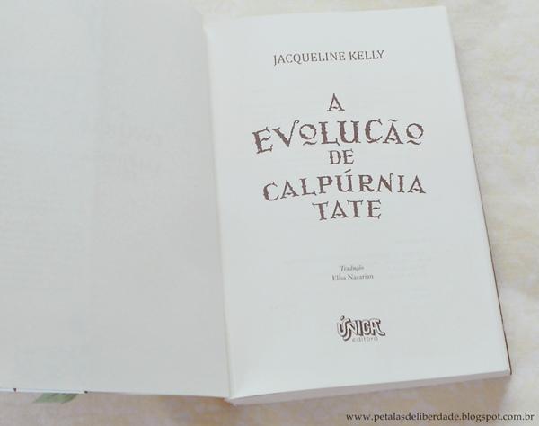 Livro, A evolução de Calpúrnia Tate, Jacqueline Kelly, Única, trechos, 1900