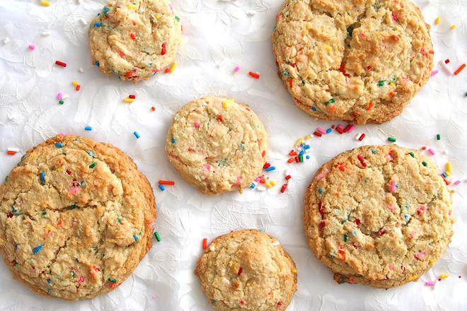 confetti cookies 6