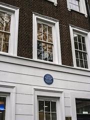 Mary Seacole's House, Soho Square