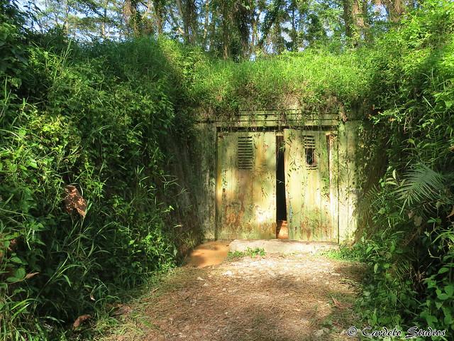 Talbot's Hill Bunker 04