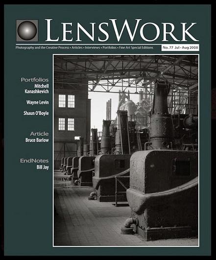 LENSWORK COVER