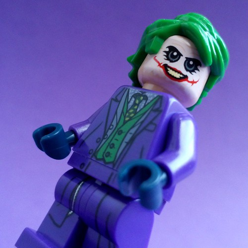 LEGO DC Comics - The Dark Knight, Tumbler' Review - LEGO Licensed ...