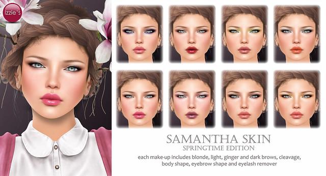 Samantha (for Uber)
