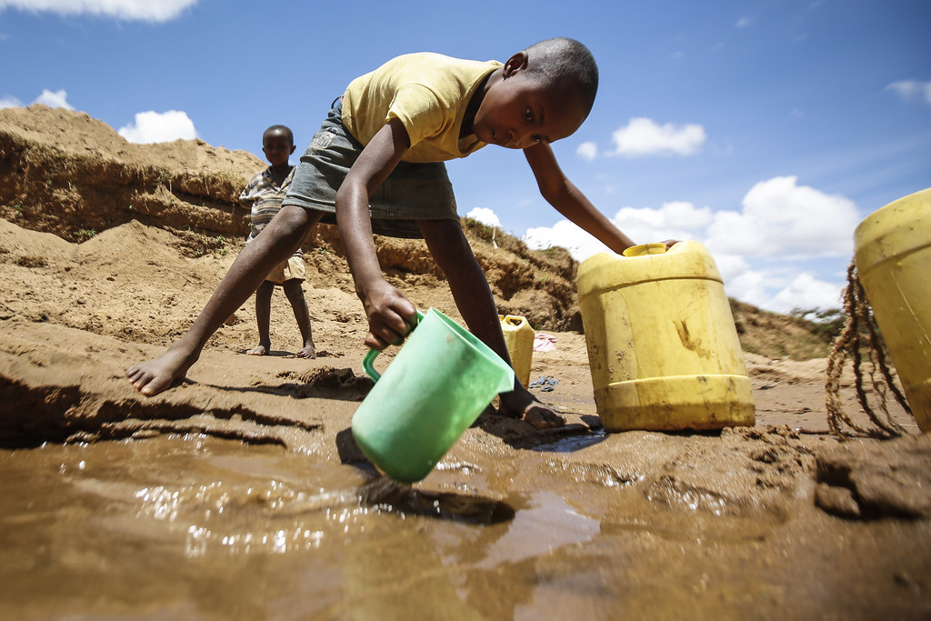 Kenya marks the World Water Day 2015