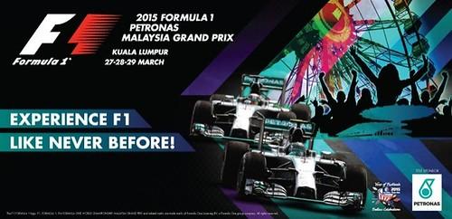 F1 2015 - Malasia