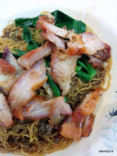 Charsiew Wantan Noodles