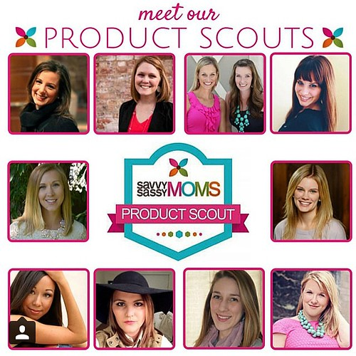 sassy savvy moms product scouts