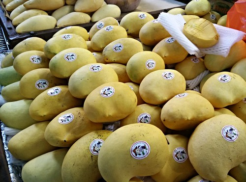 Burmese Mangoes