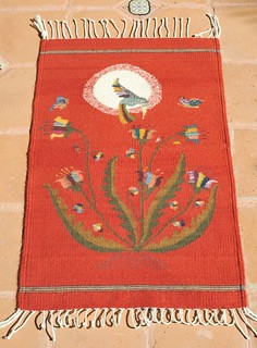Hummingbird Weaving Oaxaca Mexico