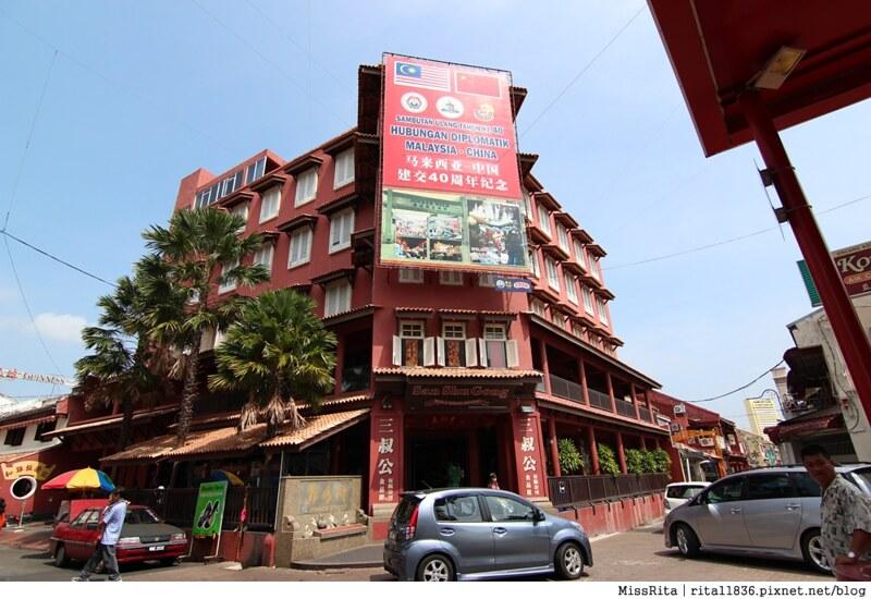 馬來西亞 馬六甲好玩 雞場街 雞場街夜市 地理學家咖啡館29