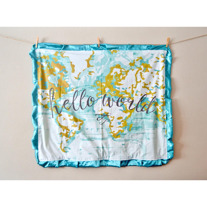 Hello world baby blanket or swaddle mustard giftwrap rrhelloworldblanketmustardpdfcomment647235thumb gumiabroncs Images