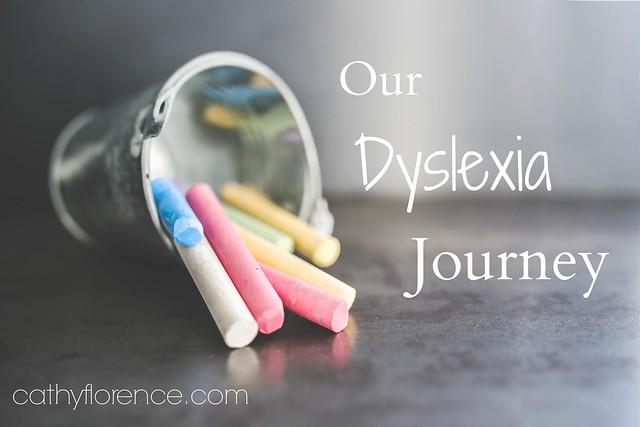 Our Dyslexia Journey