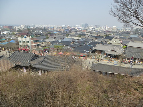 Co-Jeonju-Hanok-Montagne Omokdae (17)