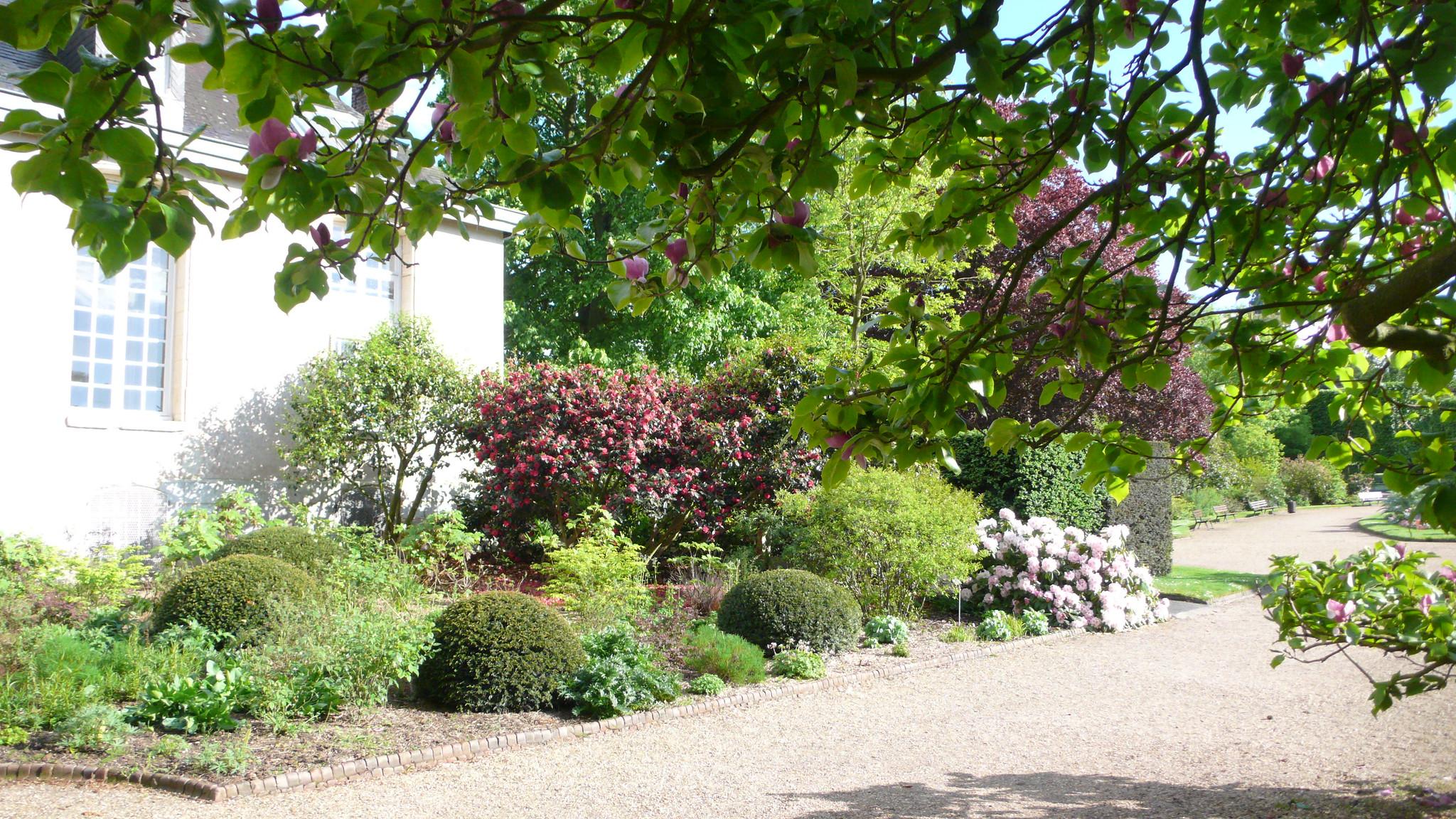 rouen le jardin des plantes flickr photo sharing. Black Bedroom Furniture Sets. Home Design Ideas