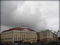 Four Seasons hotel, Geneva, Switzerland
