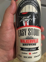 Beersperiment: Easy Stout (Windsor, Ontario) me: 4*