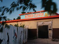 RIP Rubber Gloves Rehearsal Studios