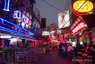 Bangkok - Soi Cowboy