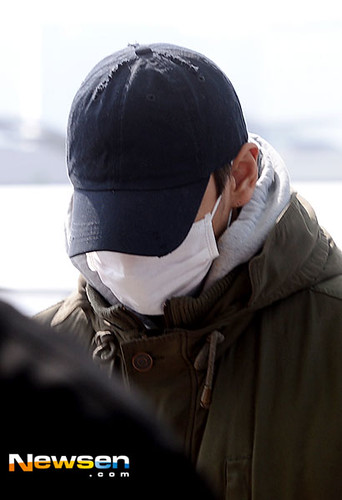 Big Bang - Incheon Airport - 24sep2015 - Newsen - 10