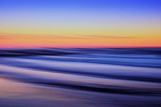 Lyrical Abstraction - ICM / Intentional camera movement
