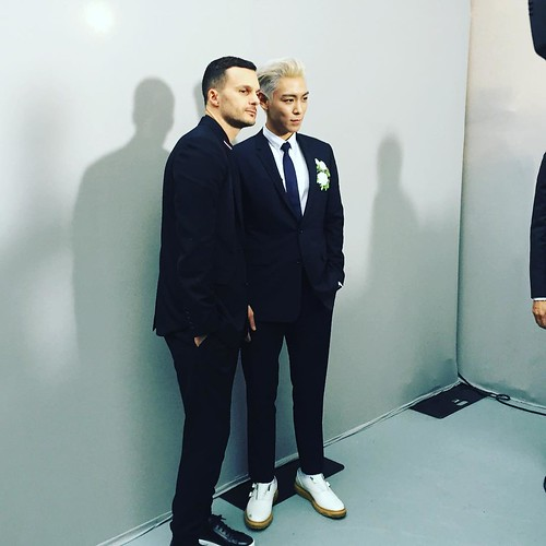 TOP - Dior Homme Fashion Show - 23jan2016 - arenakorea - 01