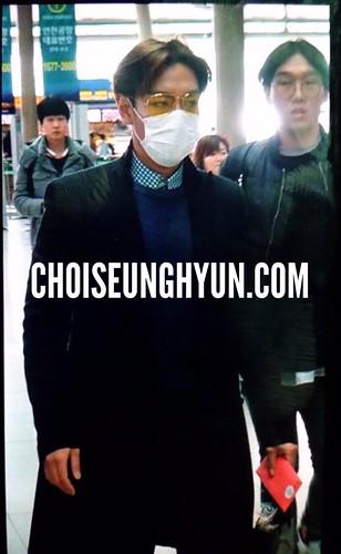 TOP - Incheon Airport - 13mar2015 - Choidot - 01