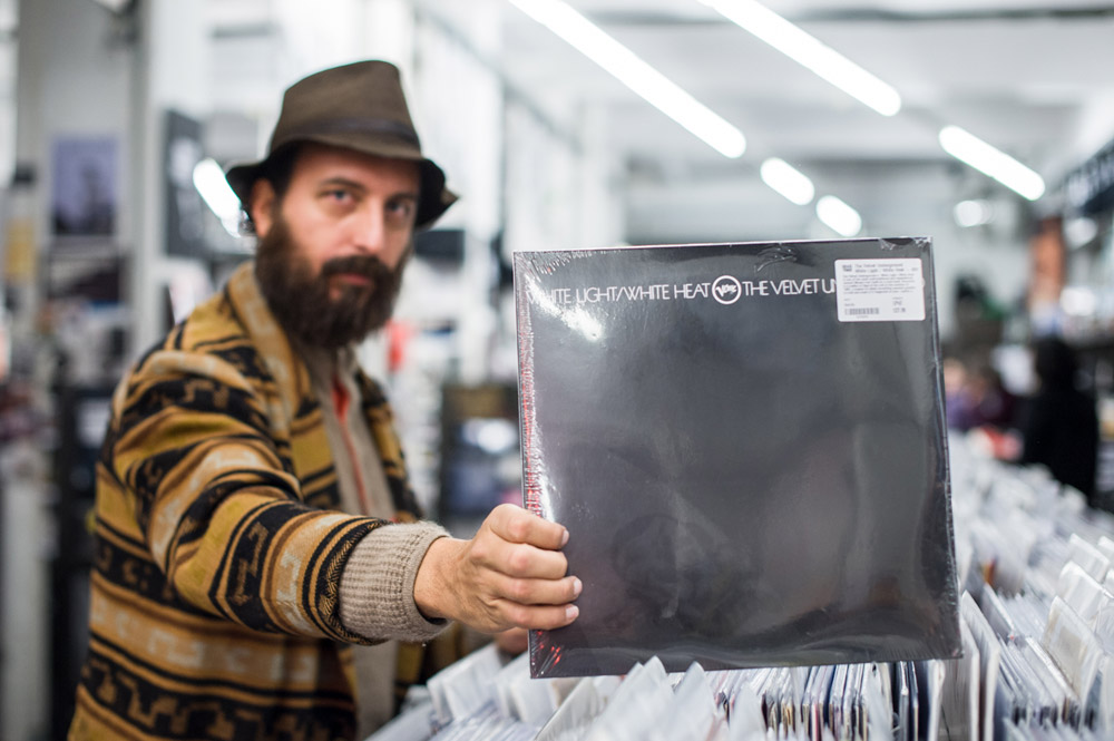 Record Shopping With... Black Yaya