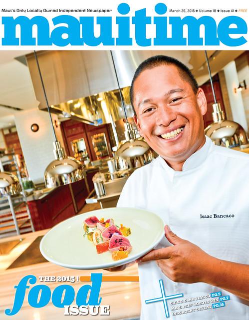 Isaac Bancaco Food Issue Ohana Edition