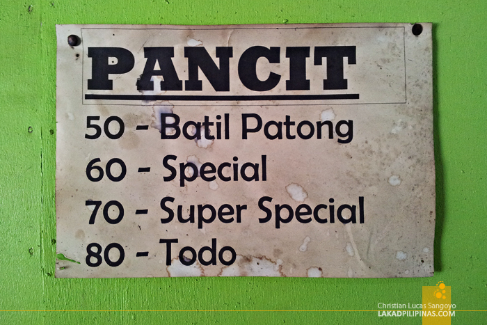 Ed's Panciteria Pancit Batil Patung Tuguegarao