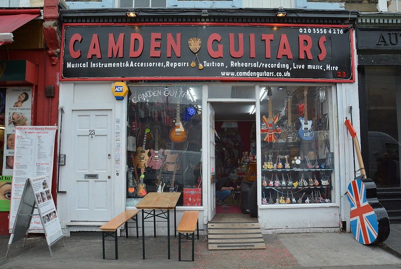 Camden Guitars ...