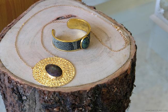parfois gold bracelets 2015