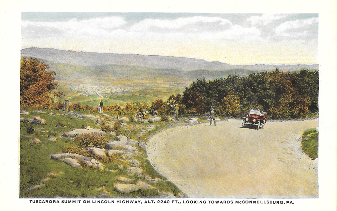 Lincoln Highway Postcards-12