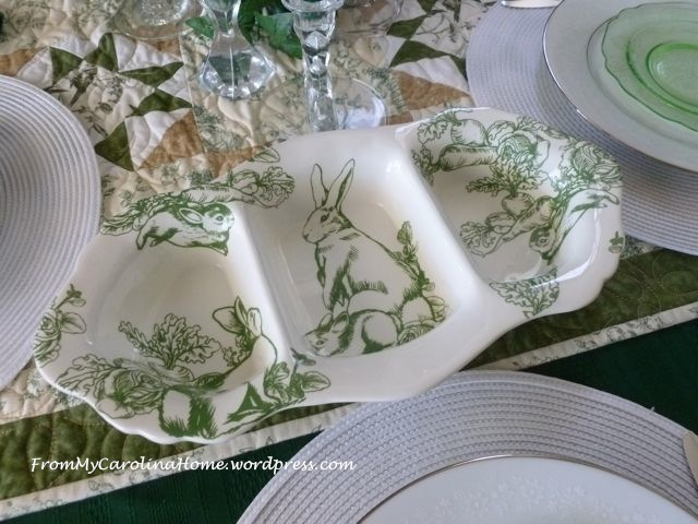 Spring Tablescape - 1