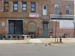 Waldorf Bakery, East 135 Street, Bronx