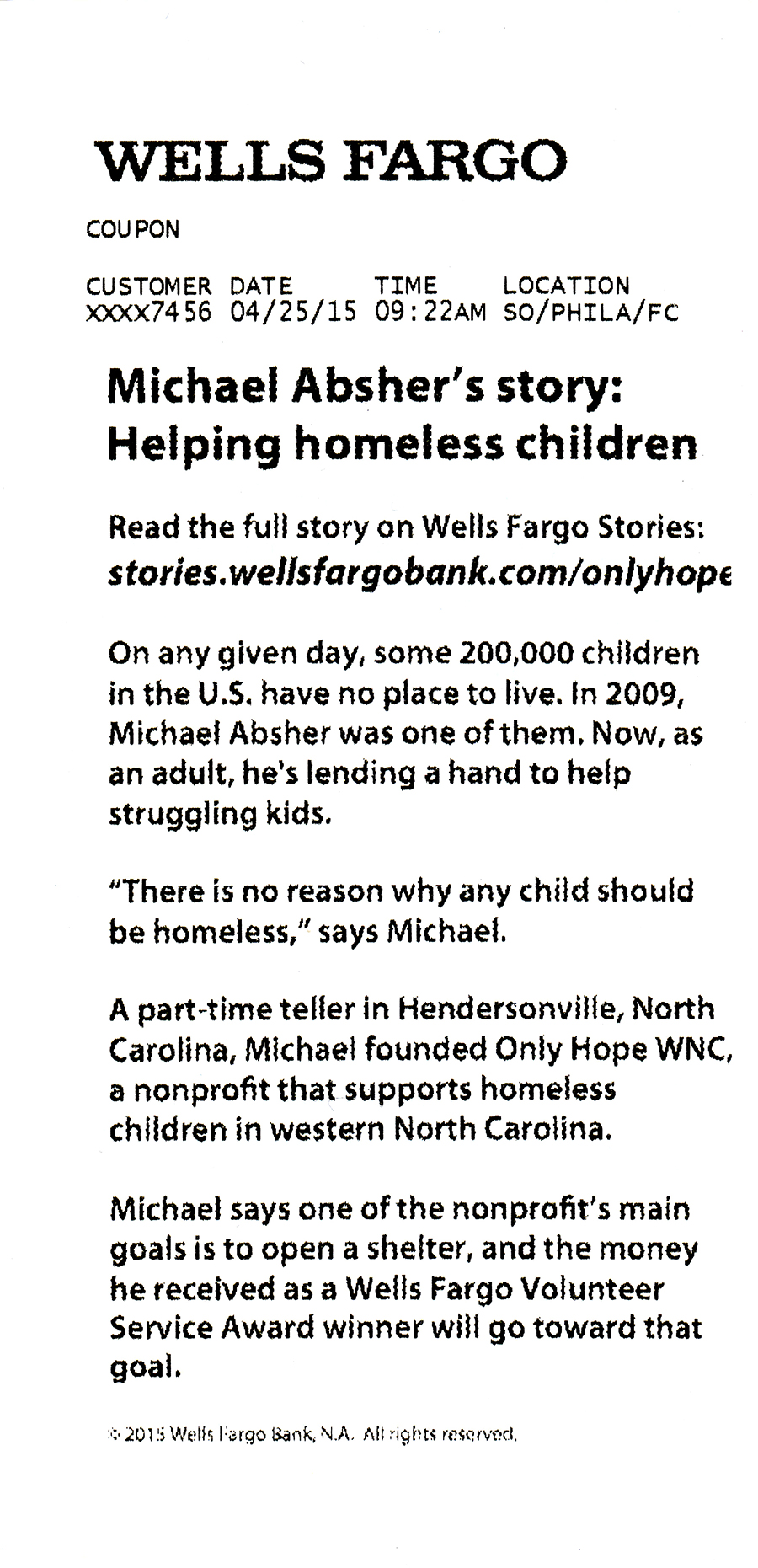 WELLS-FARGO-Helping-homeless-children--Philadelphia