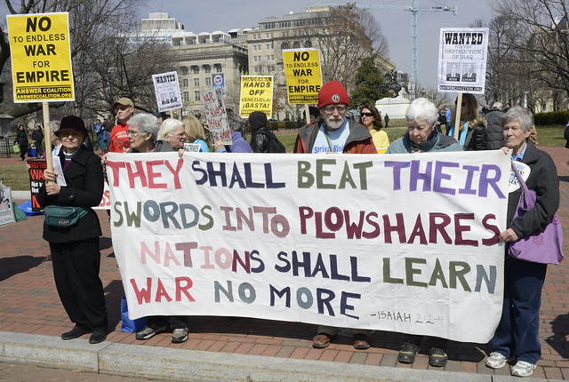 2015 DC Spring Rising Against War 12