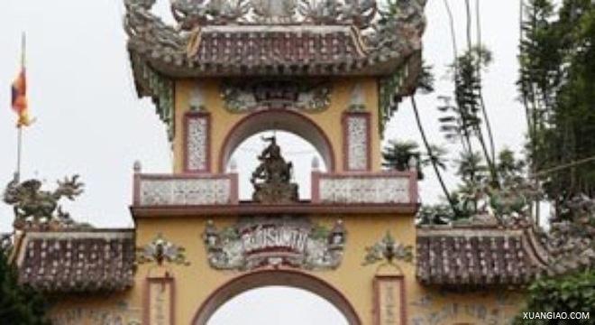 Bí ẩn ngôi chùa có ma ở Lâm Đồng