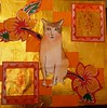 Pamela_Sutton-Legaud_RED CHINESE CAT_5A_Week 4