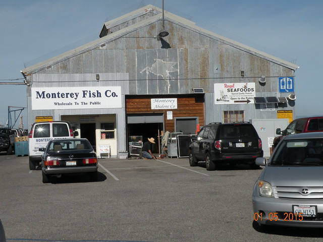 Monterey Abalone Co's office building