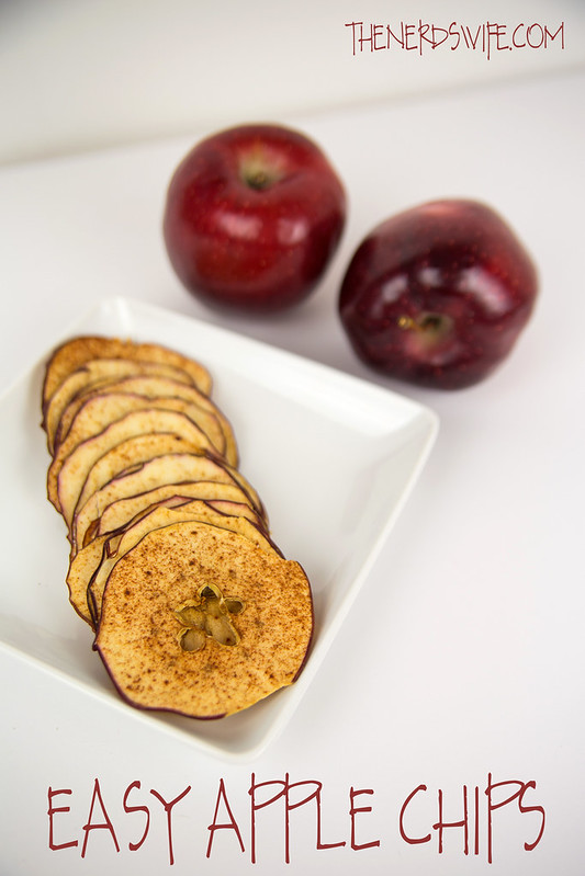 Easy Apple Chips