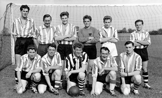 Thimbleby Football Team