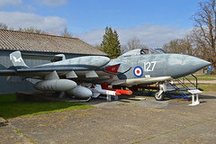 de Havilland DH110 Sea Vixen FAW.2 'XJ565 / E-127'