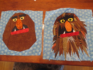 Old Sweetums vs. New Sweetums Patterns