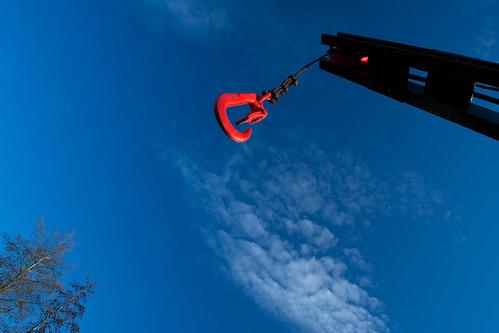 20141231-37_Braunston Marina - Crane - Boom and Hook