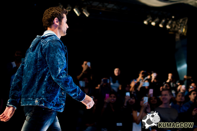 Penshoppe Denimlab with Sean O'Pry