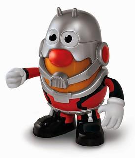 Mr. Potato Head × PPW MARVEL 系列【蟻人】Ant-Man