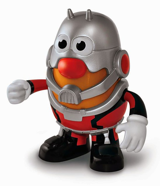 Mr. Potato Head × PPW MARVEL 系列【蟻人】Ant-Man