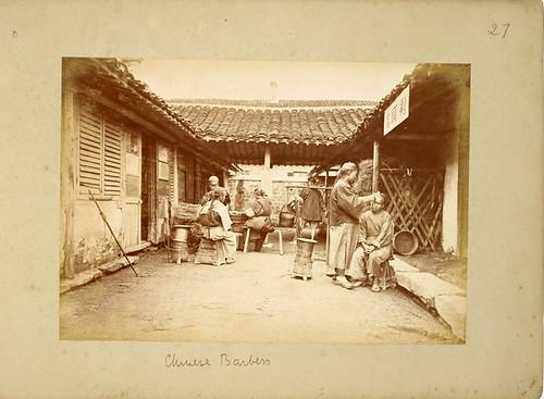 Barbeiros, China